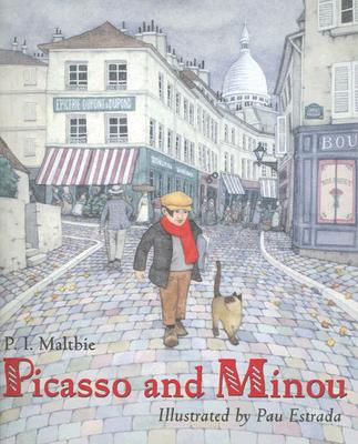Picasso and Minou Cover Image