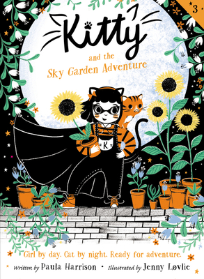 Kitty and the Sky Garden Adventure Cover Image