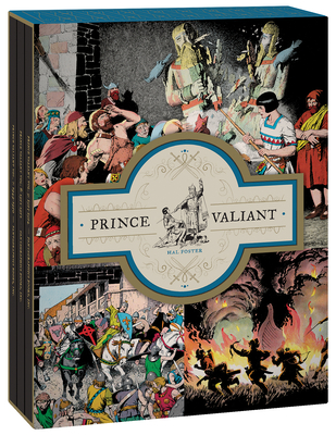 Prince Valiant Vols. 7-9: Gift Box Set Cover Image