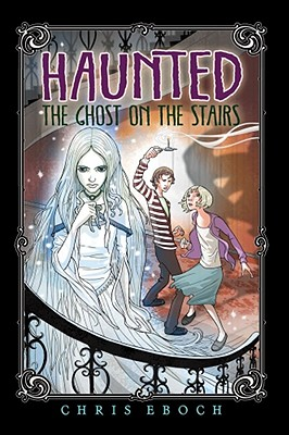 The Ghost on the Stairs Cover