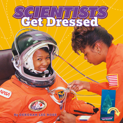 Scientists Get Dressed Cover Image