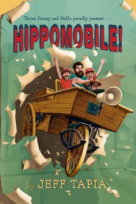 Hippomobile! Cover