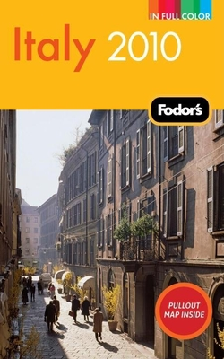 Fodor's Italy 2010 Cover