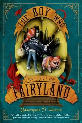 The Boy Who Lost Fairyland Cover