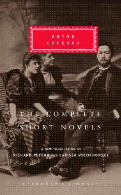 The Complete Short Novels Cover
