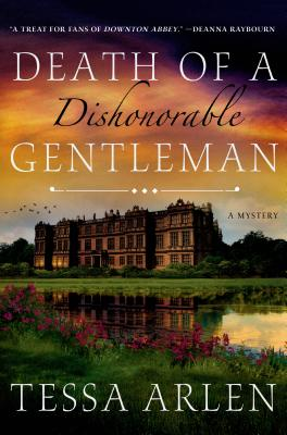 Death of a Dishonorable Gentleman Cover
