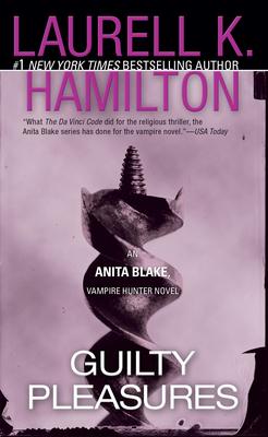 Guilty Pleasures: An Anita Blake, Vampire Hunter Novel Cover Image