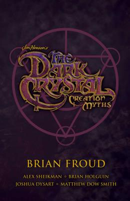 Jim Henson's The Dark Crystal Creation Myths Boxed Set Cover Image