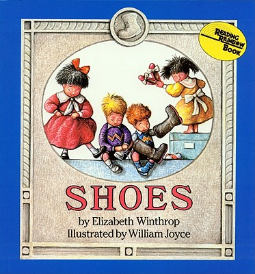 Shoes [With Paperback Book] Cover Image