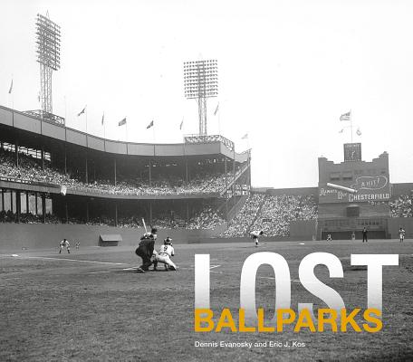 Lost Ballparks Cover Image