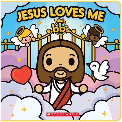 Jesus Loves Me (Bible bb's) Cover Image