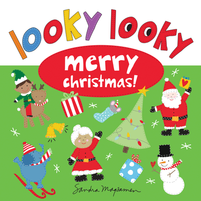 Looky Looky Merry Christmas Cover Image