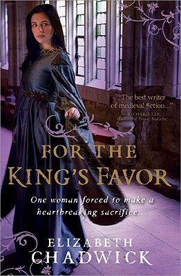 For the King's Favor (William Marshal) Cover Image