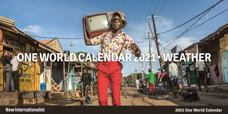 One World Calendar 2021 Cover Image