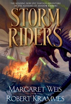 Storm Riders Cover