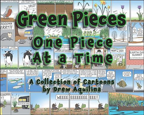 Green Pieces Cover