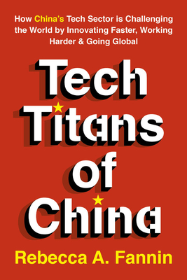 Cover for Tech Titans of China