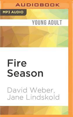 Fire Season (Star Kingdom #2) Cover Image
