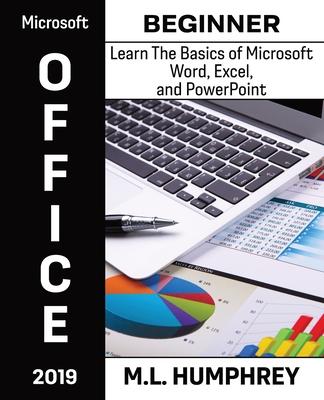 Microsoft Office 2019 Beginner Cover Image