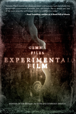 Cover for Experimental Film