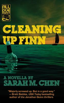 Cover for Cleaning Up Finn