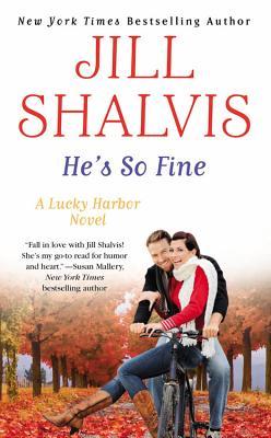 He's So Fine (A Lucky Harbor Novel #11) Cover Image