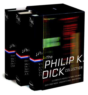 The Philip K. Dick Collection: A Library of America Boxed Set Cover Image