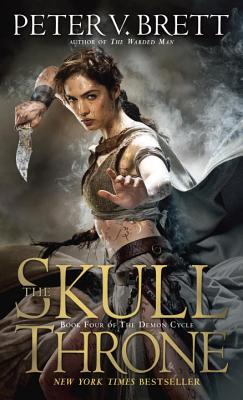 Cover for The Skull Throne