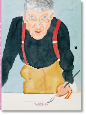 David Hockney. a Chronology. 40th Anniversary Edition Cover Image