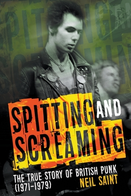 Spitting and Screaming Cover Image
