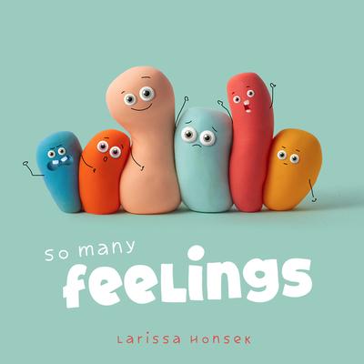 Cover for So Many Feelings