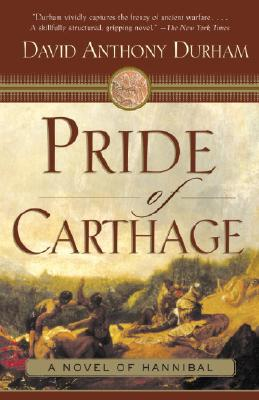 Pride of Carthage: A Novel of Hannibal Cover Image