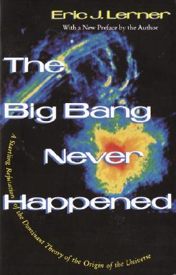 The Big Bang Never Happened Cover