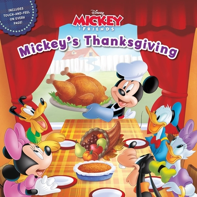 Mickey & Friends Mickey's Thanksgiving Cover Image