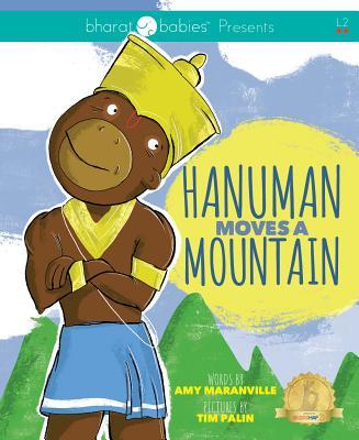 Hanuman Moves a Mountain Cover Image