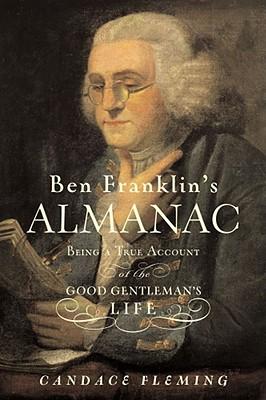 Ben Franklin's Almanac Cover