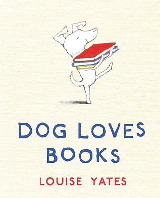 Dog Loves Books Cover