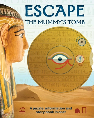 Escape the Mummy's Tomb: Crack the codes, solve the puzzles, and make your escape! Cover Image