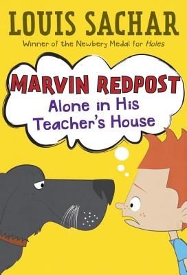 Marvin Redpost #4 Cover