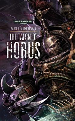 Cover for The Talon of Horus (The Black Legion #1)