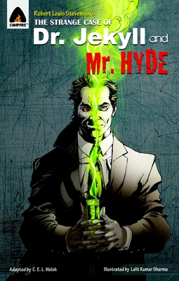The Strange Case of Dr. Jekyll and Mr. Hyde Cover