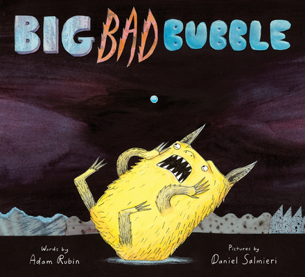 Big Bad Bubble Cover Image