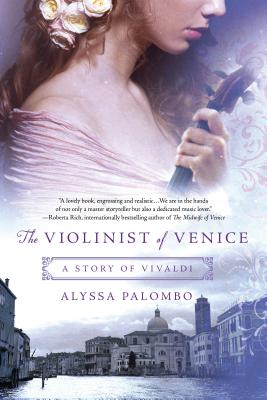 The Violinist of Venice Cover