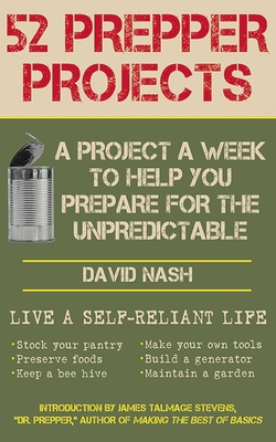 Cover for 52 Prepper Projects