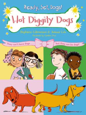 Cover for Hot Diggity Dogs (Ready, Set, Dogs! #2)