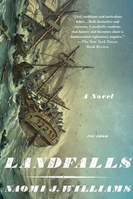 Cover for Landfalls