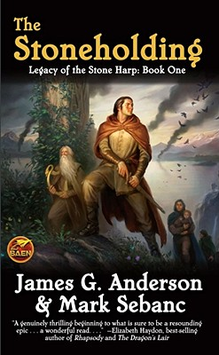 The Stoneholding: Legacy of the Stone Harp: Book One Cover Image