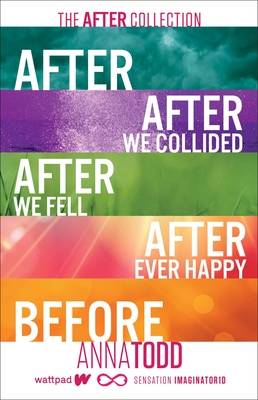 The After Collection (The After Series) Cover Image