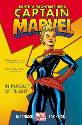 Captain Marvel - Volume 1 Cover