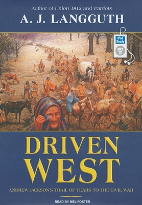 Driven West Cover